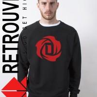 Sweater Derrick Rose - Hitam