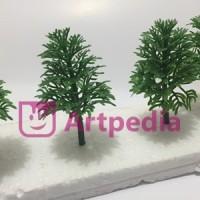 Maket Pohon Pinus 10cm