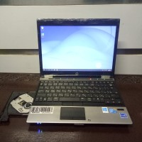 Hp EliteBook 2540p Stenlist Body Intel Core i7 Ram 8GB