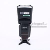 TR-988 Flash Triopo (Dual TTL & HSS)