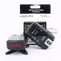 TR-800 Triopo TTL Wireless Flash Trigger Kit