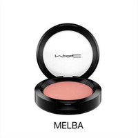 MAC Melba Blush (Soft bright pinkish coral) .