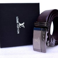 IKAT PINGGANG (SABUK) LV BELT KW SUPER PREMIUM INCLUDE BOX DAMIER