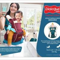 harga Dialogue Baby Gendongan Hipseat Emerald Series - Dgg4402 Tokopedia.com