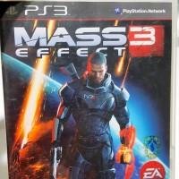 Mass Effect 3 Kaset BD PS3 Lengkap Second bekas Mulus