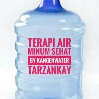 Jual Paket Langganan 5x Refill Galon 19Lt Terapi Air Minum Kangen Water Murah