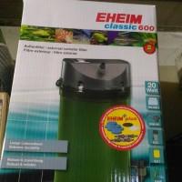 aquarium external filter canister EHEIM classic 600
