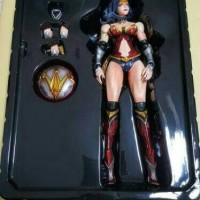 Jual Play Arts Kai Original DC Variants no.2 Wonderwoman / Play art Murah