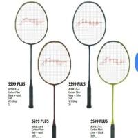 Original Lining Super Series SS 99 Plus Raket Badminton