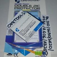 Batre Lenovo BL210/S820/S650/A536/A606/A328 Double IC Original LF