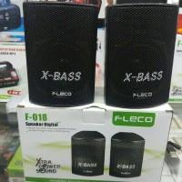 Speaker Komputer Fleco 018 X bass