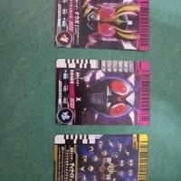 Kartu Kamen Rider Decade Ganbaride