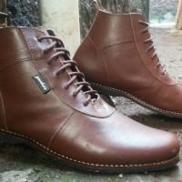 Jual Sepatu Boots Pria Yonkers Brodo Kulit Murah