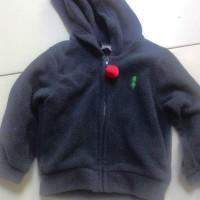 jaket bayi made in korea baby mari 6-12mm