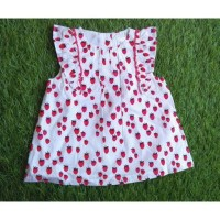 SALE Gymboree Baju Blouse Bayi Strawberry