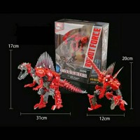 Action Figure Transformers Scorn Dinobot Voyager by Lubo Weijiang