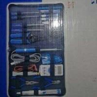 C mart 19 pcs electronic tool kit