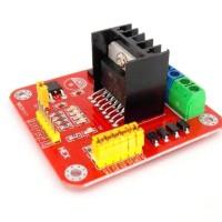 New L298N Dual Motor Driver H Bridge 2A High Quality Controller