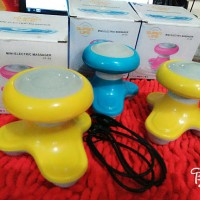Super Life Mini Electric Massager (Alat Pijat Mini)