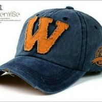 Topi Baseball Import vintage - Fashion Outdoor Cap - Trucker WWW