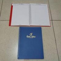 Buku Telepon & Alamat Green Leaf PCAZ-30 / Telephone & Addresses Book