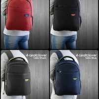 TAS BATAM BRANDED Ransel Laptop 4Leafclover Y-1606#