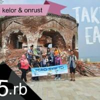 wisata bahari 3 pulau bersejarah