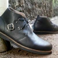 Jual Sepatu Boots Pria Yonkers Chuka Kulit Murah