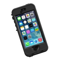 LIFEPROOF Nuud Case for Apple iPhone 5C Original Black