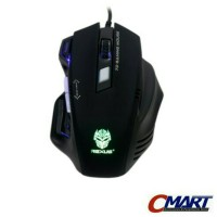 Rexus RXM-G7 Elite 2400dpi Laser Sensor Gaming Mouse Gamers Game