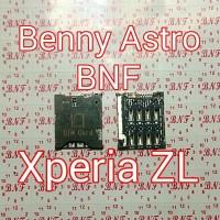 Konektor Sim, Sony Xperia Zl, C6502, C6503