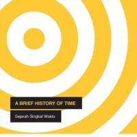 BARU A Brief History of Time, Sejarah Singkat Waktu -  Stephen Hawking