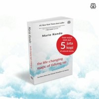 BARU The Life Changing Magic Of Tidying Up - Marie Kondo Best Seller