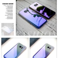 Blueray samsung galaxy S6 FLAT hard case aurora slim cover hardcase