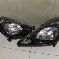 Headlamp Jazz Rs 2012/2013 smoke Facelift