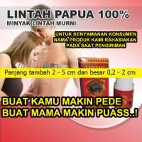 Jual Lintah Merah Asli Papua / MAKIN BESAR / PANJANG / AMAN & MAKIN KERAS Murah