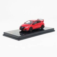 Tarmac works Diecast 1:64 Civic Type R FK2 - Milano Red