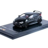 Diecast 1:64 Civic Type R FK2 - Black