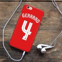 Gerrad 4 Liverpool 18 iphone case iphone 6 7 case 5s oppo f1s redmi s6