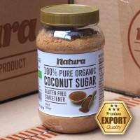 Jual Gula Kelapa Organik 300gr / 100% Pure Organic Coconut Sugar Murah