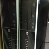 cpu komputer HP COMPAC 6005 Desktop ram 2 gb hdd 250 gb