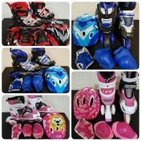 Jual Sepatu Roda anak Bisa SET Bajaj atau roda sejajajr Murah