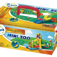 Gigo Mini Zoo Educational Toys 3+