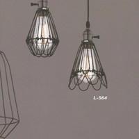 Lampu Gantung Retro L564