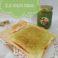 Selai Srikaya / Kaya / Coconut Egg Spread / Coconut Jam - Pandan