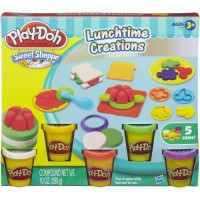 Play Doh Sweet Shoppee Lunchtime Creations