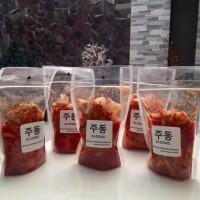 Jual Ju Dong Kimchi/homemadekimchi/Korean food/kimchi homemade/medium size Murah