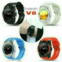 Smart Watch V8 Support Sim Card,Memory,Whats Up(WA)