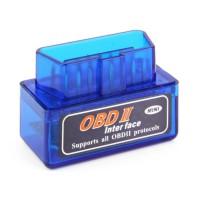 Mini Bluetooth Code Reader Auto Scanner Mobil ELM327 OBDII