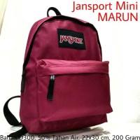 Tas Jansport Mini Nayala Maroon Bkltsmr01 Dst